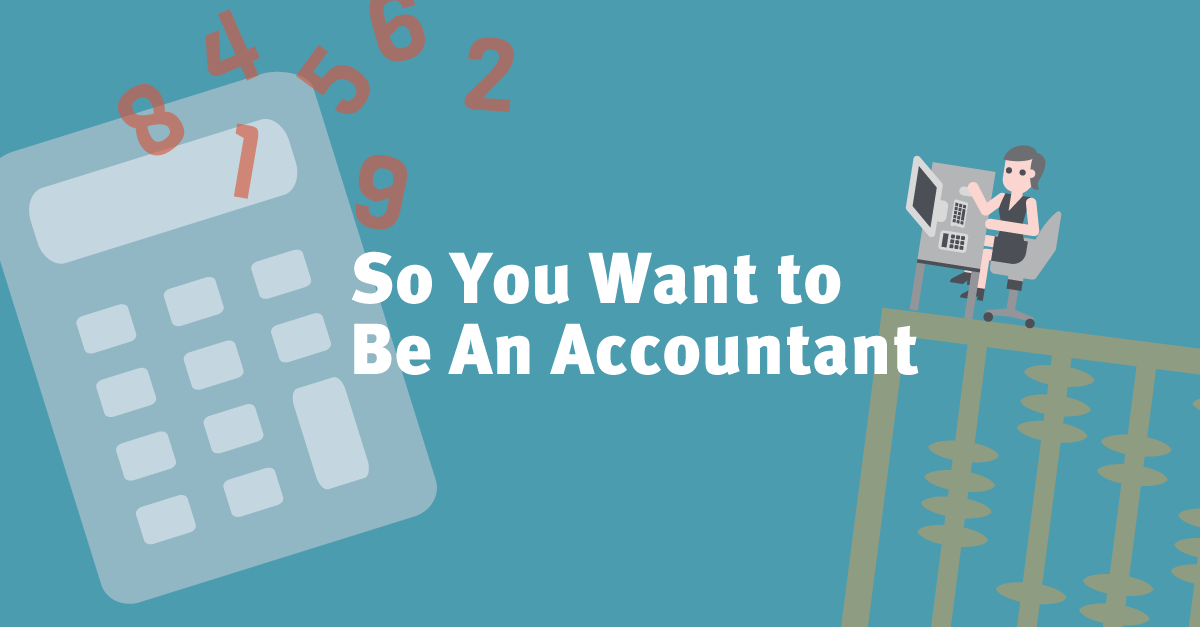 Infographic showcasing accounting career opportunities