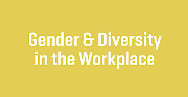 Gender Workplace