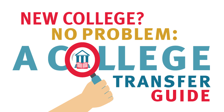 Tips to transfer colleges