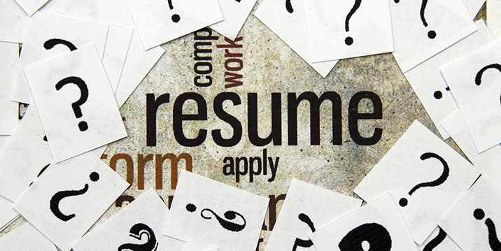Why resume keywording is a must.