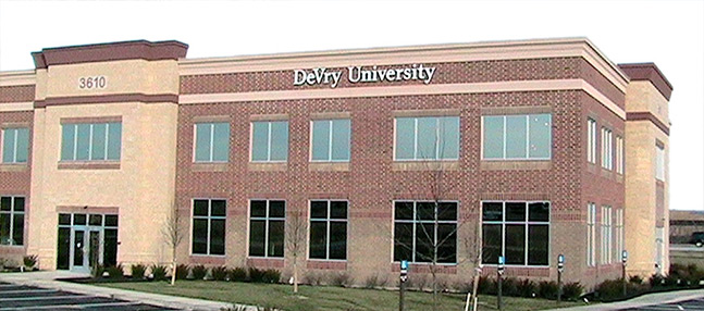 DeVry University Dayton Center