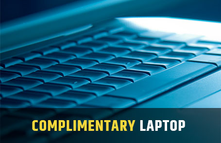 Complimentary Laptop