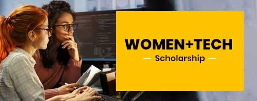 Women+Tech Scholarship